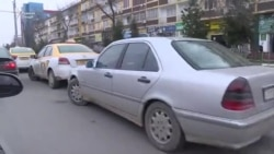 В Душанбе запретили ездить на старых такси