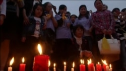 Китайские спасатели перевернули затонувший теплоход