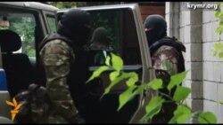 Обыск у крымской активистки Елизаветы Богуцкой