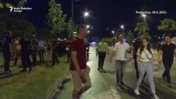 Incidenti u Crnoj Gori 'pod kontrolom'