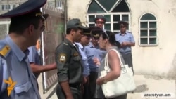 Օմբուդսմեն. Ոստիկանությունը պետք է փոխի իր գործելաոճը խաղաղ ցուցարարների նկատմամբ