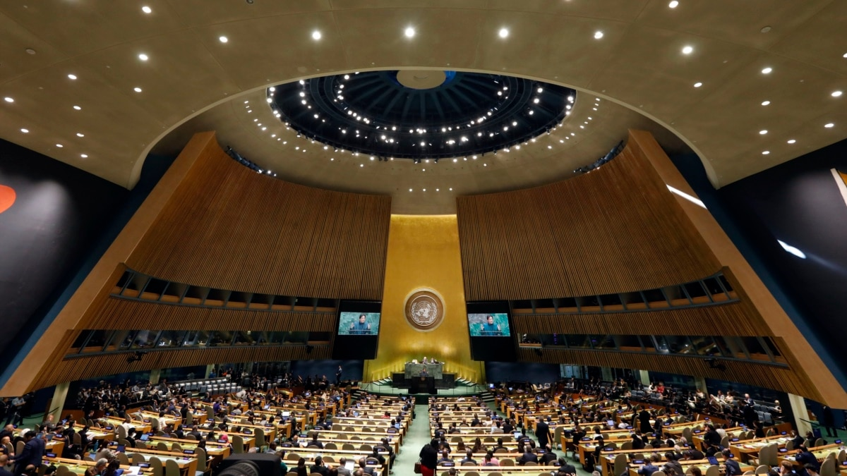 Пандемия COVID-19 останется главной темой дебатов мировых лидеров в Нью-Йорке
