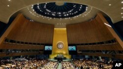 عمران خان صدراعظم پاکستان در سازمان ملل متحد