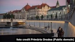 Noua faleză din Oradea
