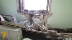 Վթարային շենքի պատը փլուզվել է, բնակիչները տանը չեն գիշերել
