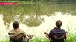 Грузинская рыба ждет туристов