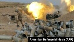 Солдат Сил обороны Карабаха, 4 октября