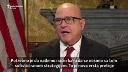 Mekmaster: Rusija je pokušala podstaći državni udar u Crnoj Gori