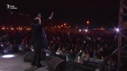 Емманюель Макрон: промова переможця (відео)