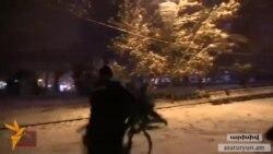 Օսիպյան․ Ամանորի գիշերը ոստիկանությունը համաչափ ուժ է կիրառել