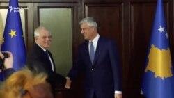 Borrell: BE-ja e përkushtuar për arritjen e marrëveshjes Kosovë - Serbi