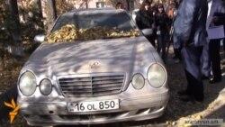 Դատարանն ուսումնասիրել է Վարդան Ղուկասյանի դստեր սպանված փեսացուի մեքենան
