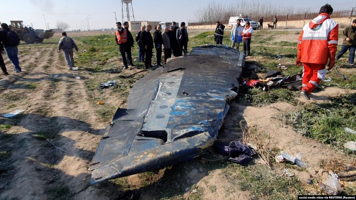 Иран признает, что сбил украинский самолет