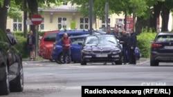Охорона Дмитра Фірташа