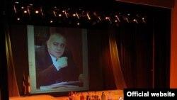 Անդրանիկ Մարգարյանի ծննդյան 60-ամյակին նվիրված հանդիսությունը, լուսանկարը` նախագահի մամլո գրասենյակի