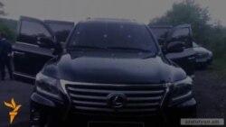 Սուրիկ Խաչատրյանի ավտոմեքենայի վրա կրակոցների գործով հարցաքննվել է Գորիսի քաղաքապետի նախկին թեկնածուն