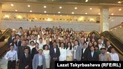Конференциянын катышуучулары