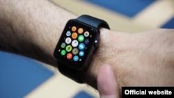Apple Watch cааты.