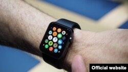 """Apple Watch"" akylly sagady."