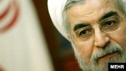 Хасан Рохани, бывший глава иранской делегации на международных переговорах по ядерной программе Ирана.
