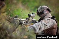 Бійців Сил спецоперацій України називають «операторами-розвідниками», як усталено в SOF (Special Operations Forces) держав НАТО та партнерів