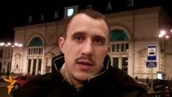 Павал Севярынец — на пабыўцы ў Віцебску