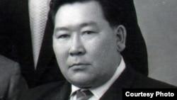 Бағыфур Ақылбаев, Абайдың шөбересі. Алматы қаласы, 1962 жыл. Сурет жеке мұрағаттан алынған.