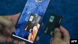 Kripto kreditna kartica