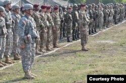 Militari moldoveni la Bălți