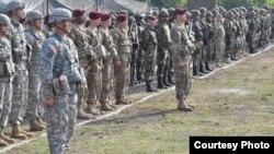 Moldovada NATO təlimi, 20 iyul, 2015-ci il