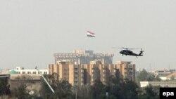 Строгие правила безопасности в правительственном квартале Багдада все чаще дают сбои