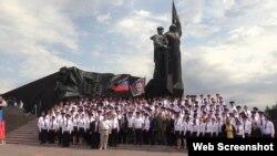 Выпуск в «академии МВД»