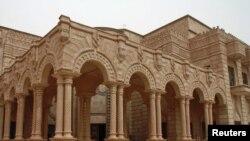 قصر صدام في تكريت