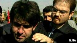 علیرضا صلحی، پزشک تبریزی متهم به قتل همسرش در مراسم خاکسپاری او