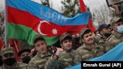Азербејџански војници