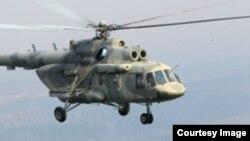 Ми-17 әскери тікұшағы. (Көрнекі сурет)