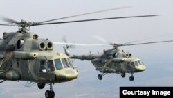 U.S. military commanders in Afghanistan favor the Mi-17's durability.