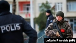 Policia Speciale turke, foto nga arkivi