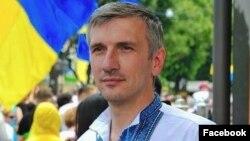 Олег Михайлик, одеський політик і активіст, 22 вересня був важко поранений пострілом із вогнепальної зброї