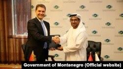 Bivši ministar Petar Ivanović potpisao sporazum o dugoročnom kreditiranju, Abu Dabi