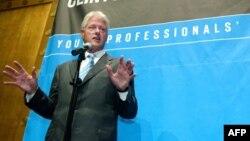 Ish-presidenti i SHBA-së, Bill Clinton