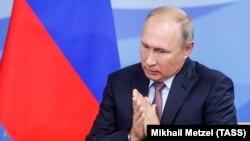 Presidenti rus, Vladimir Putin.