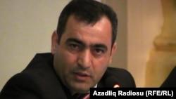 Azerbaijan -- economist Rovshan Agayev, March 2014