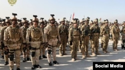 نیروهای خاص افغانستان