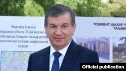 Shavkat Mirziyayev