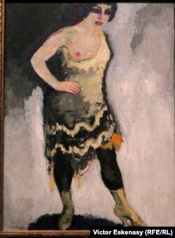 Kees van Dongen, Dansatoarea Nini