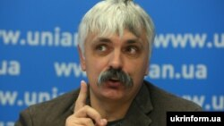Радикальный анархист Дмитро Корчинский
