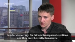 Savchenko Calls For 'Fair And Transparent' Elections In Ukraine