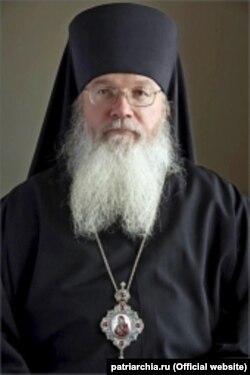 Епископ Панкратий - фото с официального сайта Патриархии