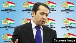 Мухаммад Эгамзод, официальный представитель посольства Таджикистана в РФ.